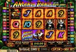 Amanda Panda and the Jackpot Journey Slot - Play for Free