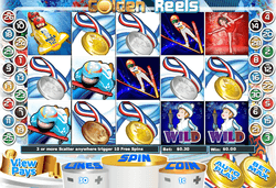 Play New Golden Reels Slots