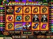 Amanda Panda and the Jackpot Journey Slots