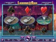 License to Spin Slots
