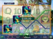 Leap into Special Bonuses and Progressive Jackpots in Lilly's Pad Slots