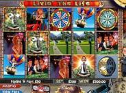 Livin' the Life WGS Slots