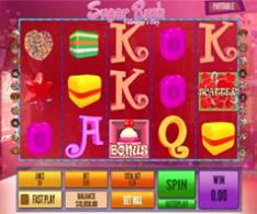Sugar Rush Valentines Day Slots