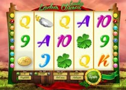 Lady's Lucky Clover Bitcoin Slot