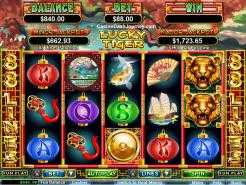 Lucky Tiger Slots