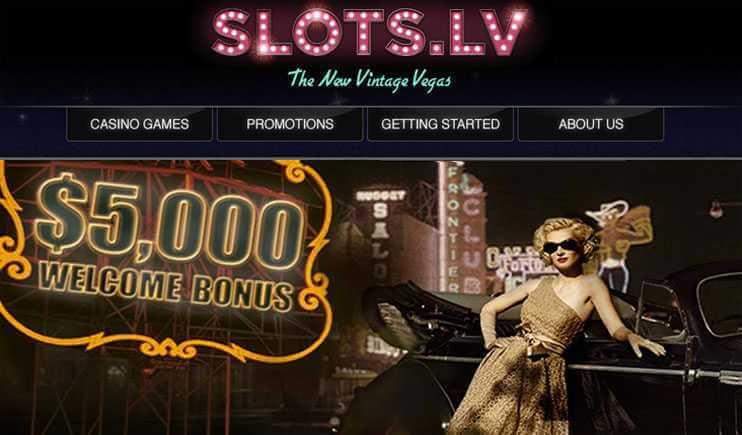 Slots.Lv Bonus