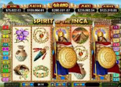 Spirit of the Inca Slots