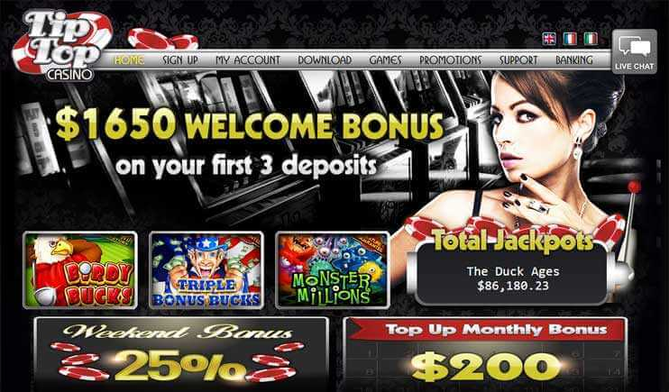 big bonus casino