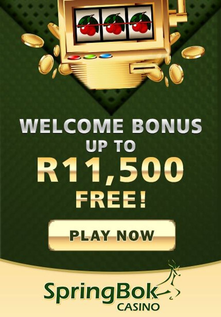 South African Springbok Casino Gives Friday the 13th Casino Bonus