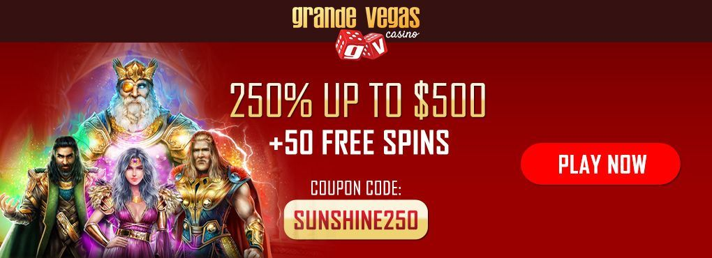 Multi-Play Slots Now Available at Grande Vegas Casino
