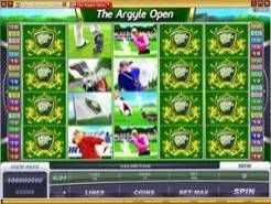 The Argyle Open Slots